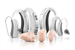 最高品質の補聴器をご用意